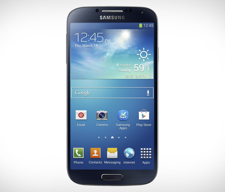 how to find samsusng s4 model