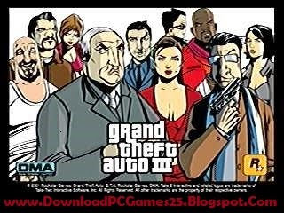 GTA 3 PC Full