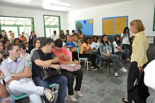 Estudantes do UNIFESO Teresópolis em ação nas comunidades de Campo Grande e Posse