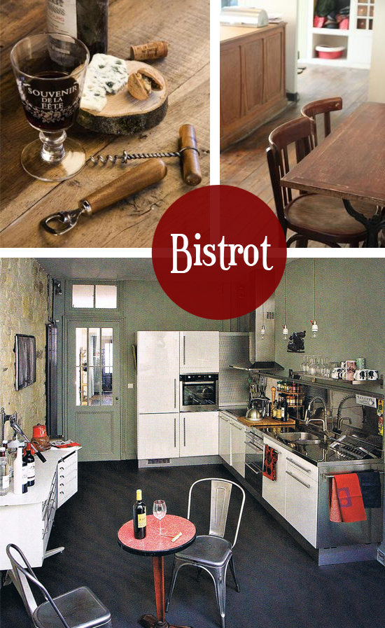 la botte secr te cuisine esprit bistrot. Black Bedroom Furniture Sets. Home Design Ideas