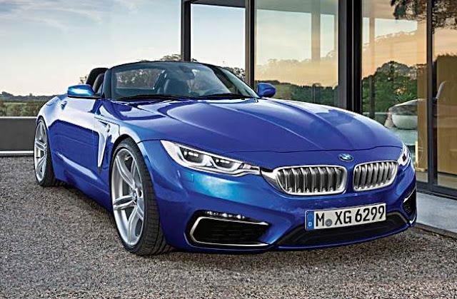 2018 BMW Z5 Release Date