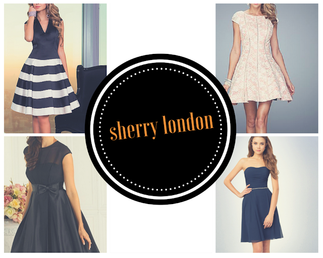 Sherry London Cocktail Dress Giveaway