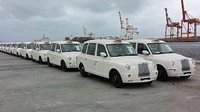 White Cabs - Perth