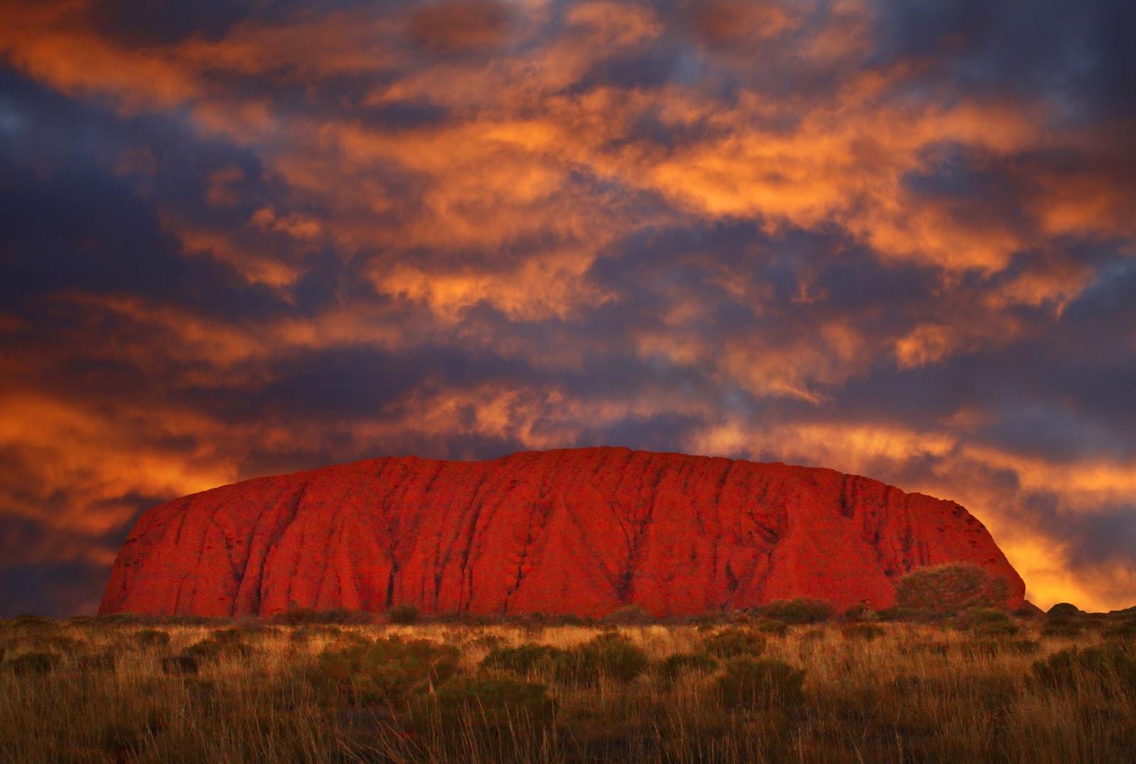 Denis Toh Photography: Ayers Rock - Uluru