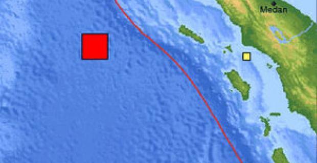 Gempa 5,3 Skala Ricter Guncang Pesisir Selatan Sumbar