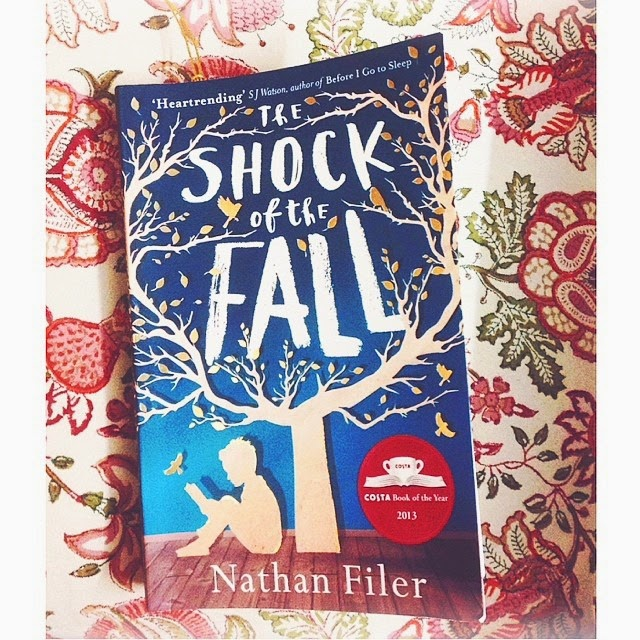 book review the shock of the The shock of the fall has all the raw, essential elements of a first novel it is tinged with angst, unapologetically gritty and yet holds a particular poignancy perhaps even more poignant is the fact that it is not only the narrator's first novel, but the first novel of the author nathan filer, who won the costa prize for this book.