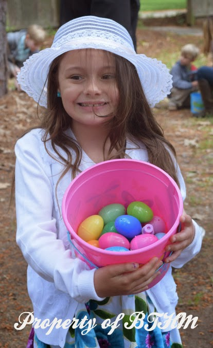 egg hunt results