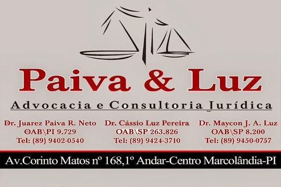 PAIVA E LUZ