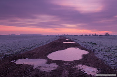 Stapleford sunrise