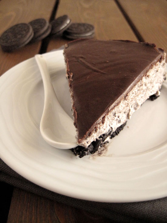 Cheesecake-Oreo