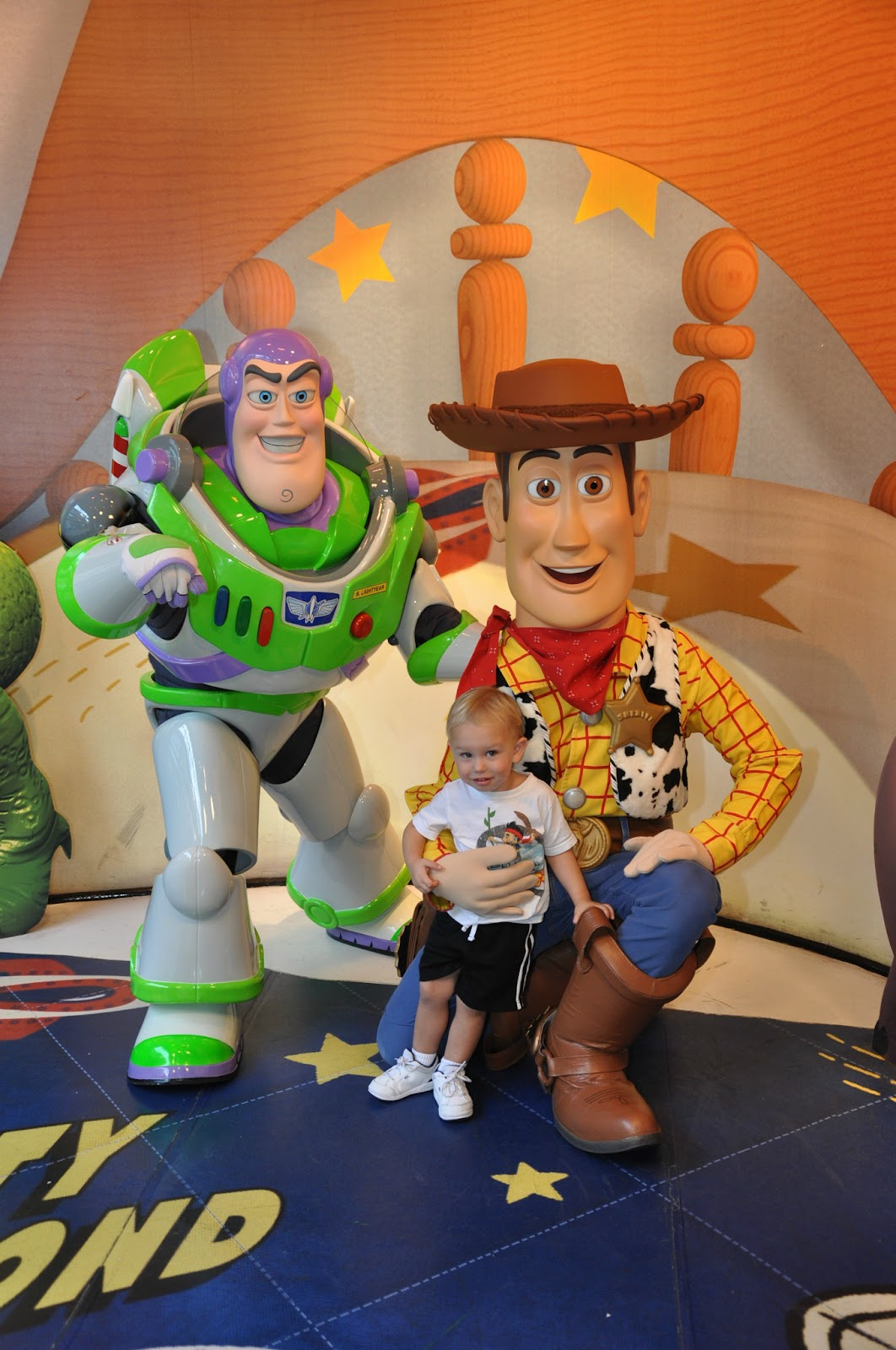 Buzz Lightyear And Woody Meet And Greet At Hollywood Studios Tips