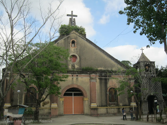 Bulan Church in Bicolandia