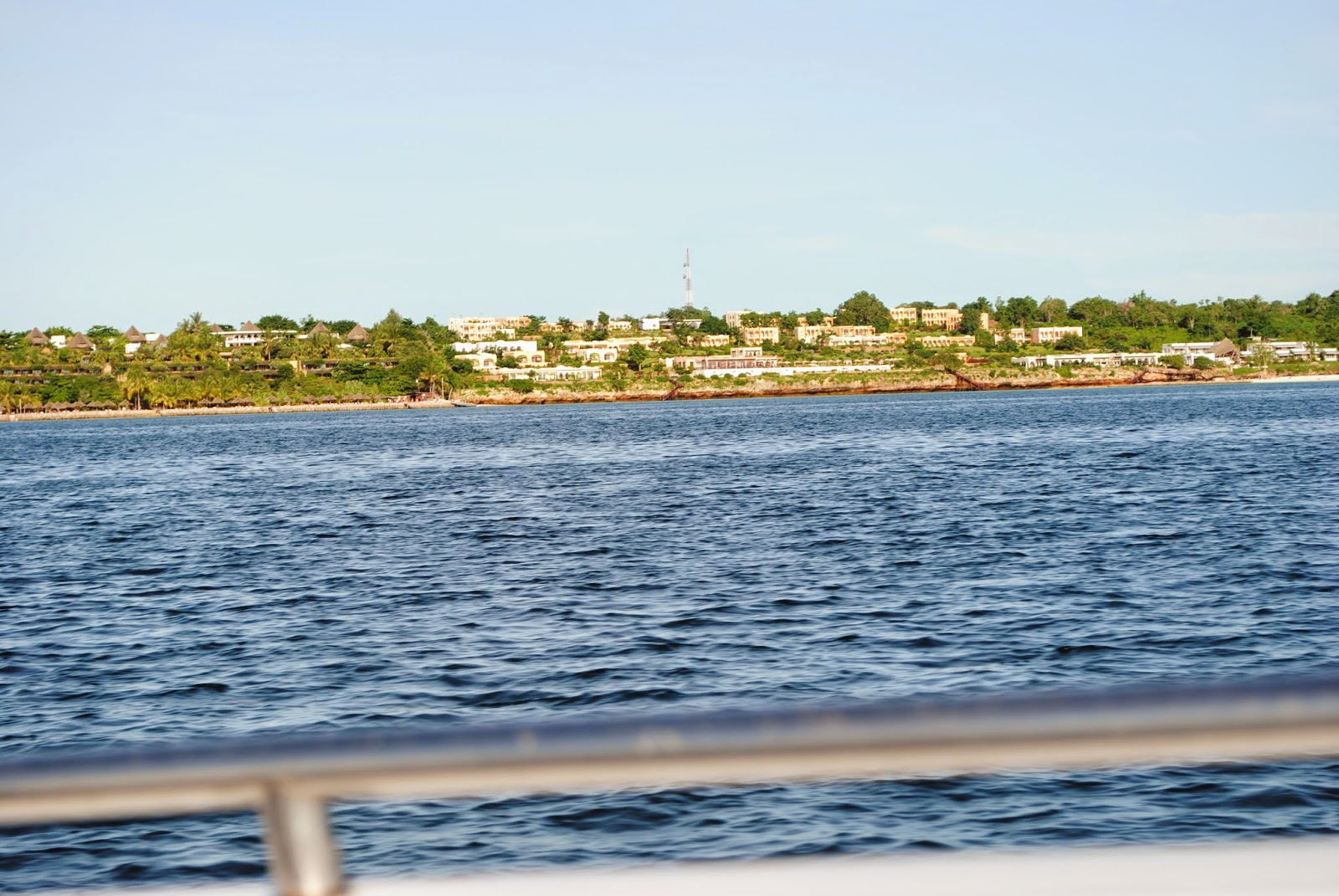 Nungwi Coast Zanzibar