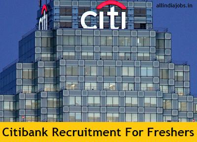 Citybank Recruitment