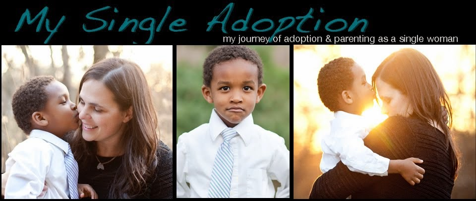 My Single Adoption