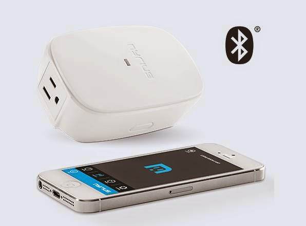 Smart Sockets and Switches- Nyrius Smart Outlet