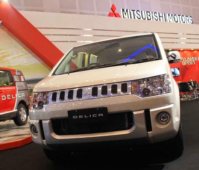 Mitsubishi Delica Meraih Penghargaan