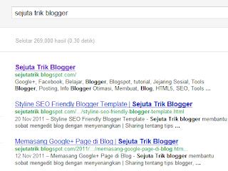 google penelururan