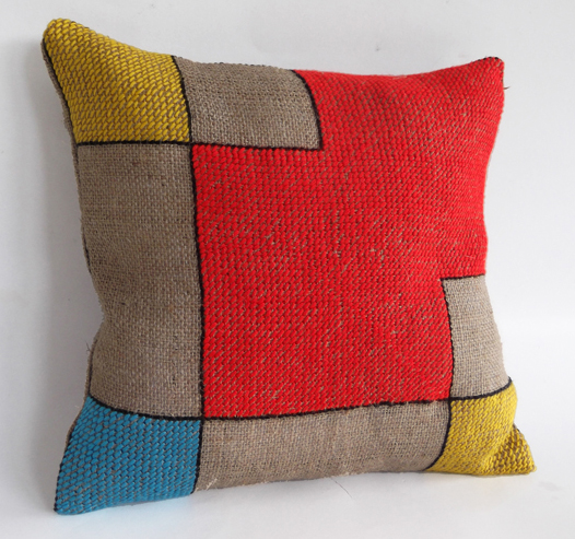 geometric pattern, geometric embroidery, modern embroidery, design embroidery, design burlap, design pillow, design cushion, embroidery cushion, modern cross stitch,