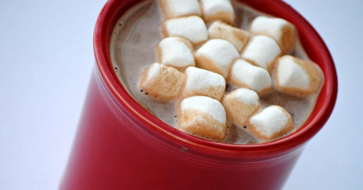The Farm Girl Recipes: Polar Express Hot Chocolate (aka The Best ...