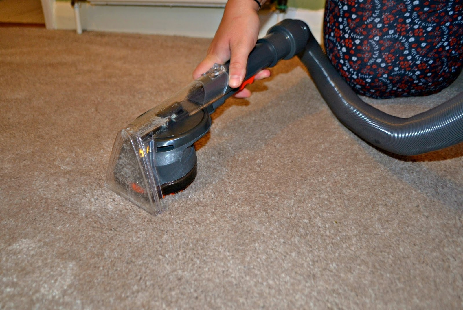 ... vax dual power pro carpet cleaner handheld attachment ...