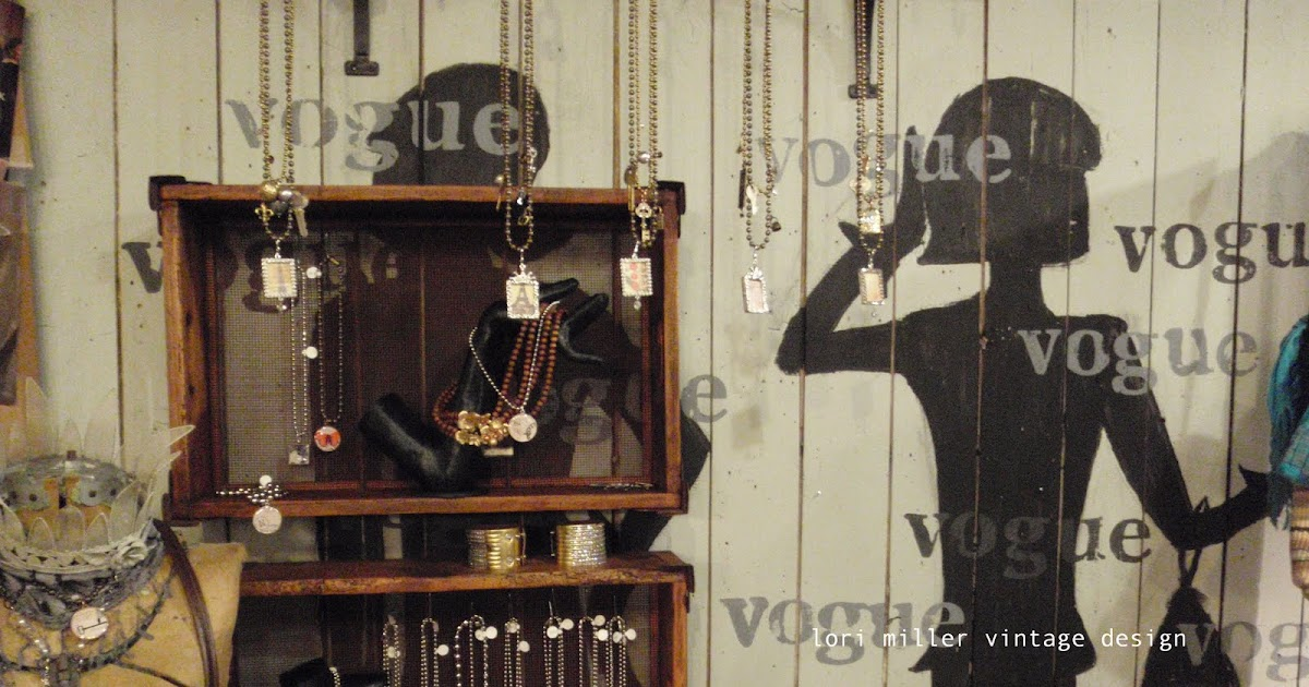 Lori Miller S Round Barn Potting Company Vogue Boutique