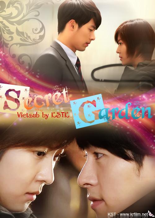 Phim Khu Vườn Bí Mật-Secret Garden