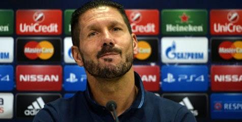 Pelatih Atletico Madrid