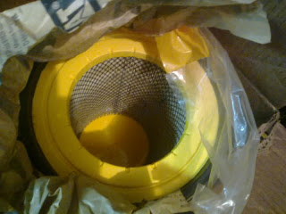 Air Filters, CAT 3306, Caterpillar, spare parts, unused
