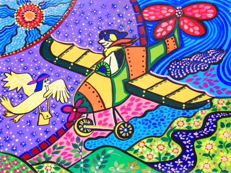 Cuadros modernos pinturas y dibujos 08 04 13 for Cuadros infantiles al oleo