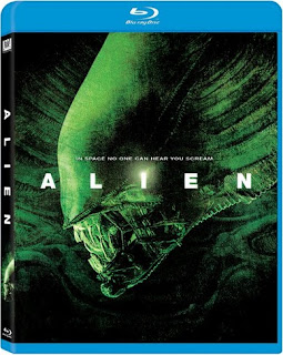 Alien on Blu-ray in HD
