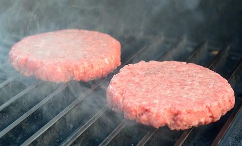 GrillGrates, burgers