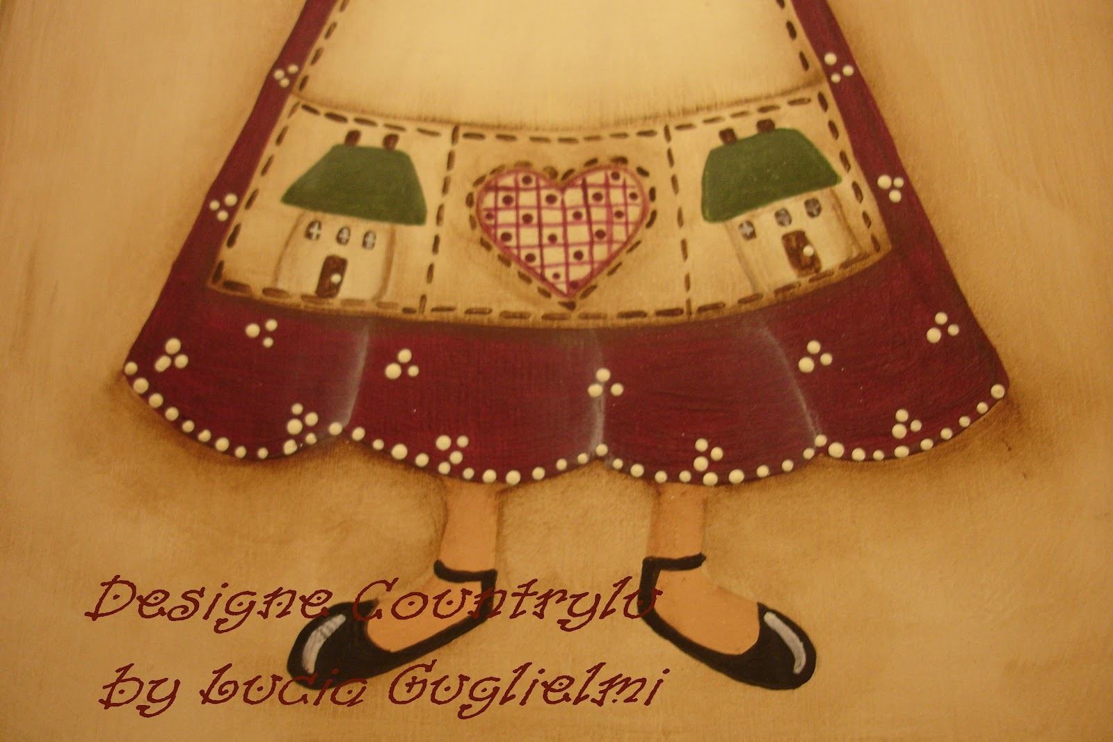 Favorito ♥ Countrylu ♥: Country painting free patternVi presento la  TU11