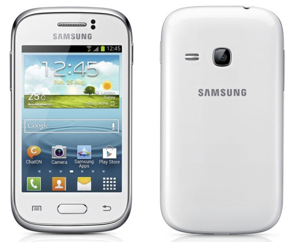Review: Samsung Galaxy Young S6310 - Android Jelly Bean Harga Sejutaan