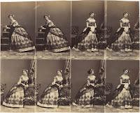 Clara Silvois, Andre Disdéri. 1862. Metropolitan Museum of Art