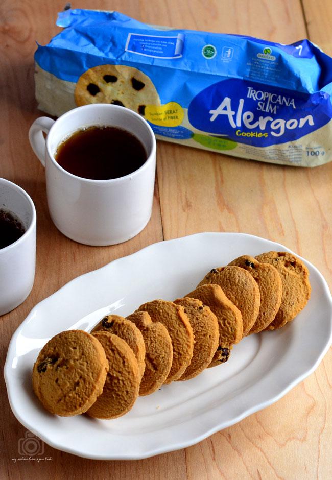 Alergon, Cookies Bebas Gluten