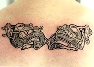 Celtic Tattoo Photo Gallery - Celtic tattoo ideas