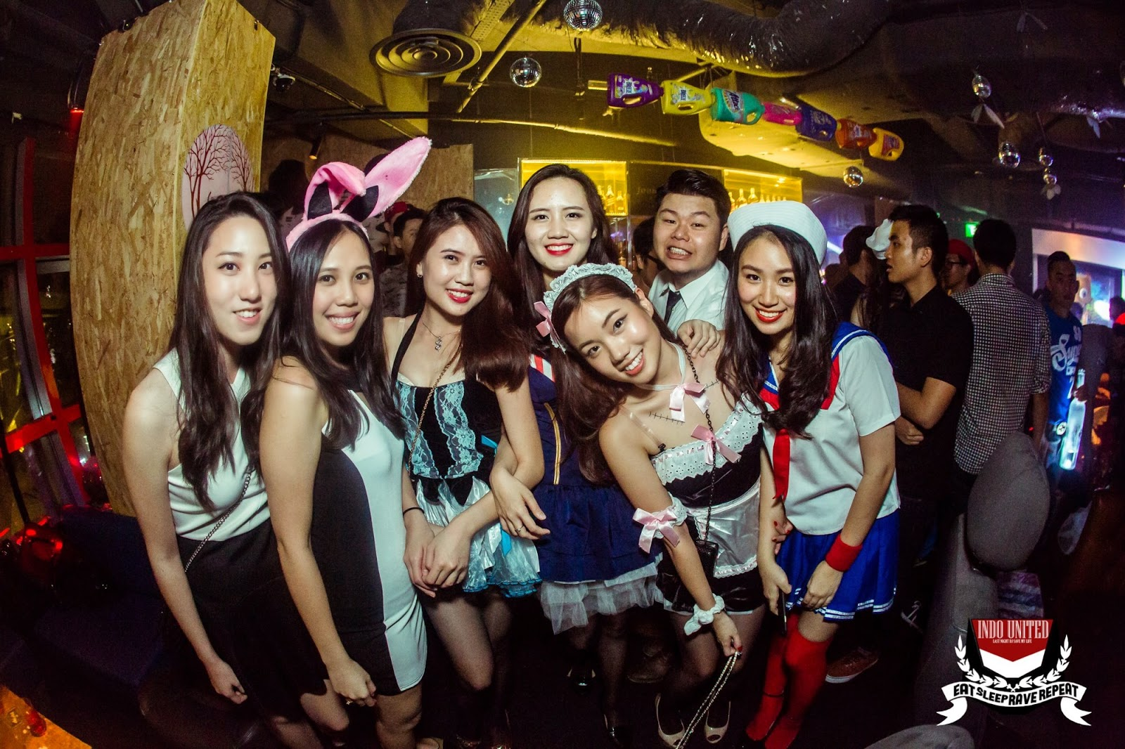 Travel Diary: Halloween in Singapore | Pamela Wirjadinata