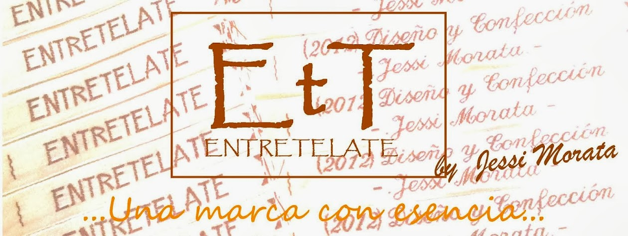 ENTRETELATE by Jessi Morata