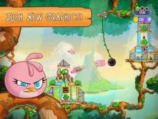 Angry Birds Stella Full İndir