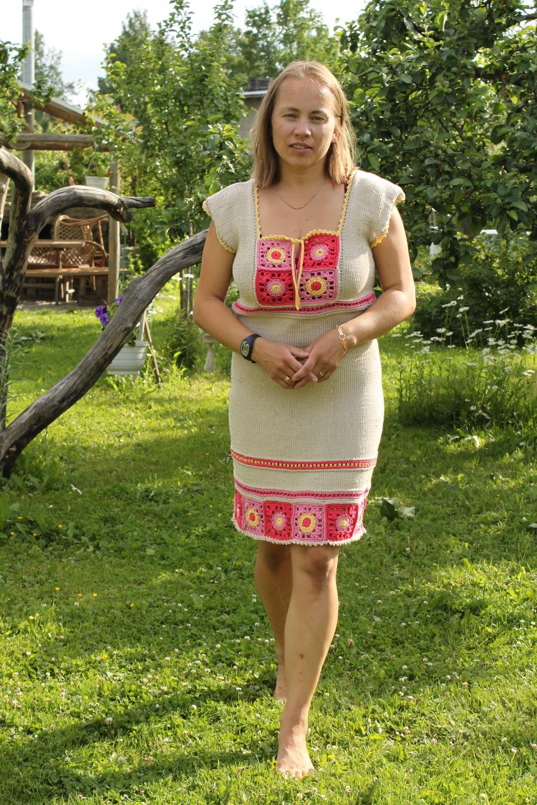 heegeldatud kleit