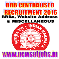 rrb+website+address+and+miscellaneous