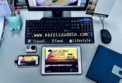 Blog Eazy Izzuddin