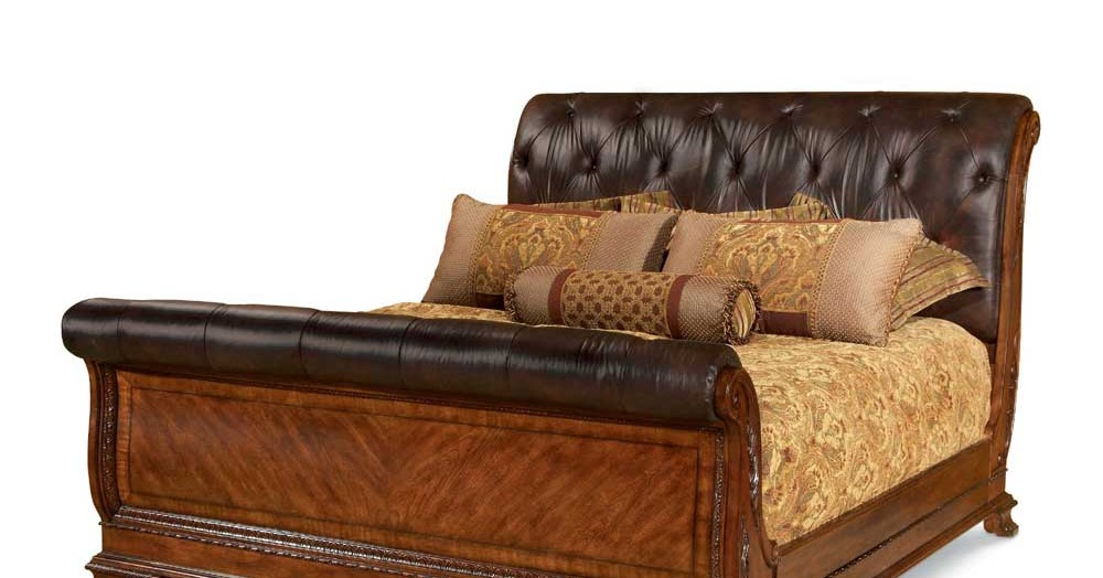 Knoxville Wholesale Furniture A R T Furniture Inc Old World California King Size Leather