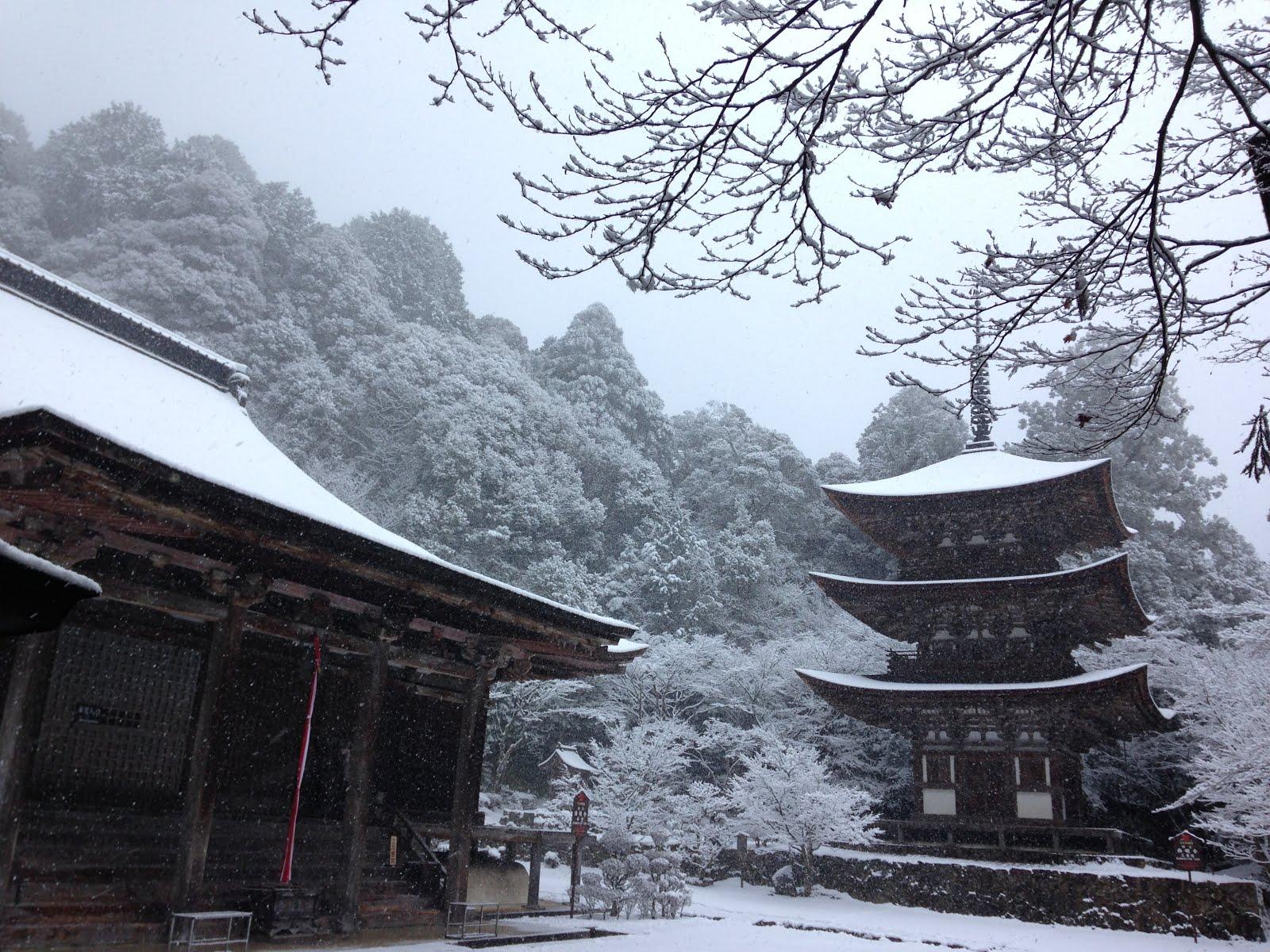 湖東三山 天台宗 西明寺
