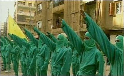 Salut nazi au Hamas