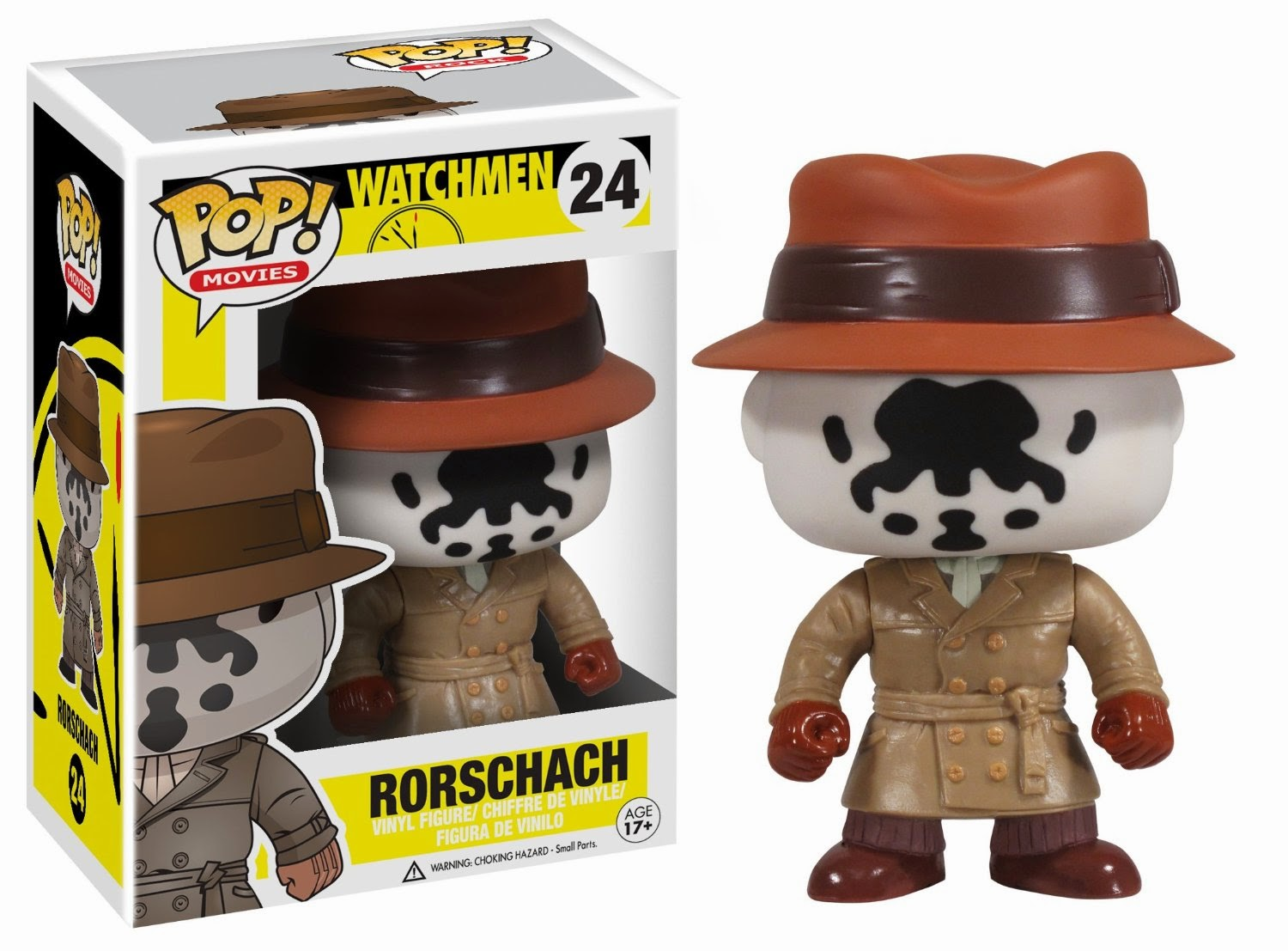 Funko Pop! Rorscharch