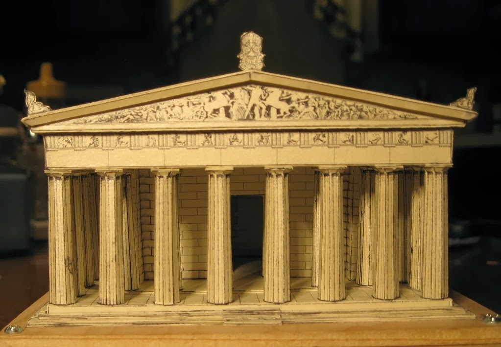 the parthenon essay Information report: the parthenon ap art history the parthenon, also known as the temple of athena parthenos(virgin), is one of the.