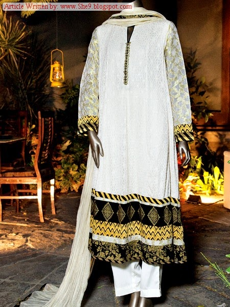 Junaid Jamshed Midsummer Ready To Wear Collection 2014