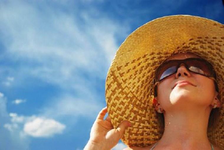 bảo vệ da khỏi nắng